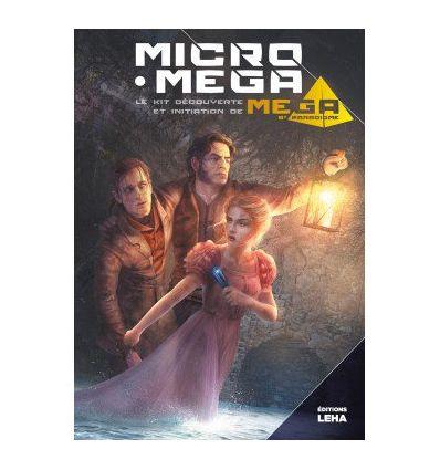 MEGA 5e Paradigme - Kit de Découverte
