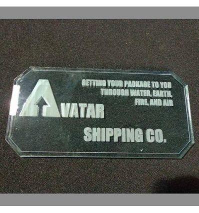 Sign F (Avatar Shipping Co.)