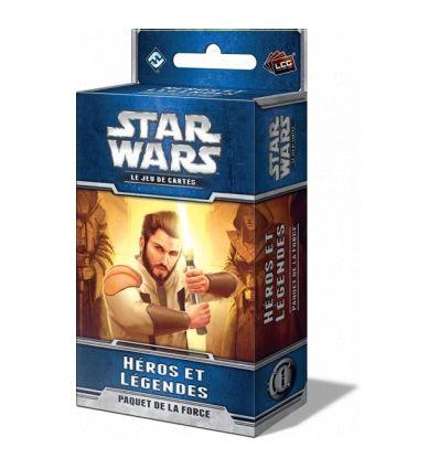 Star Wars JCE : Heros et Legendes (Cycle echos de la Force)
