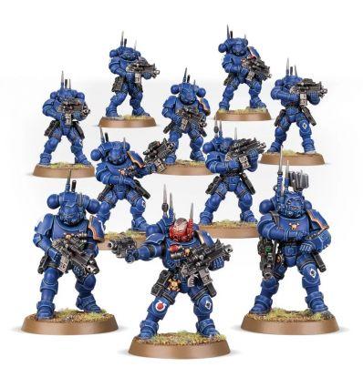 [Space Marines] Primaris Infiltrators