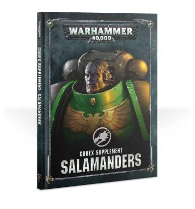 [Space Marines] Codex Salamanders