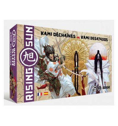 Rising Sun : Kami Dechaines (Extension)