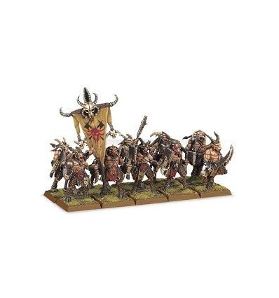 [Beast of Chaos] Gors