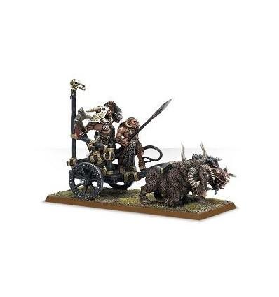[Beast of Chaos] Tuskgor Chariots