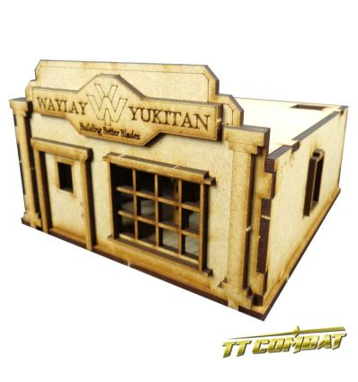 Store A (waylay)