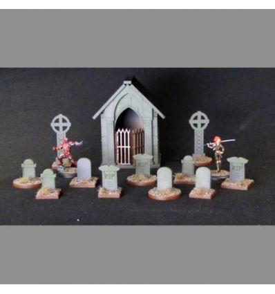 Graveyard Set