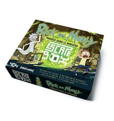 Escape Box - Rick & Morty