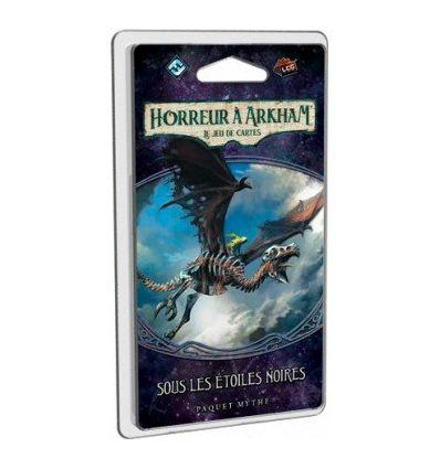 Horreur a Arkham JCE : Sous les etoiles Noires (Campagne 2)