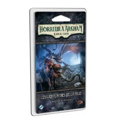 Horreur a Arkham JCE : Labyrinthes de la Folie (POD)