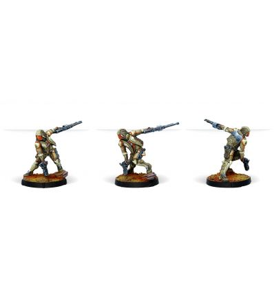 Infinity - Mukhtar, Active Response Unit (Boarding Shotgun)