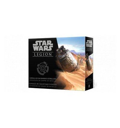 Star Wars Légion - Capsule de Sauvetage écrasé