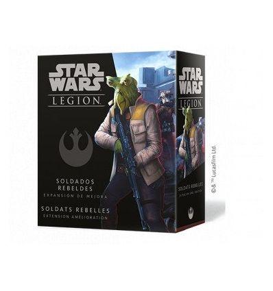 Star Wars Légion - Soldats Rebelles Upgrade