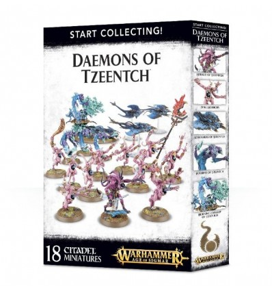 Tzeentch - Start Collecting