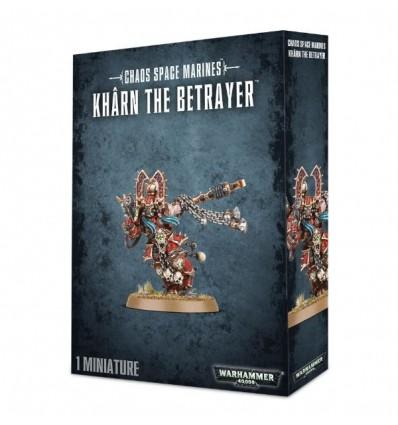 [Space Marines du Chaos] Khârn the Betrayer