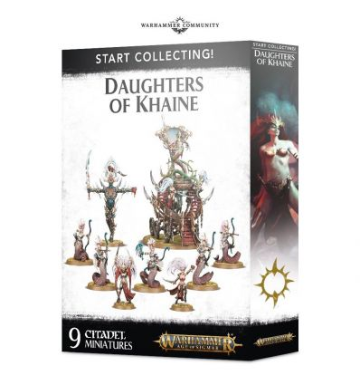Daughters of Kaine - Start Collecting !