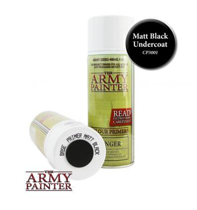 Army Painter - Sous Couche Noire