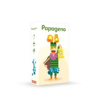 Jeu de cartes - Papageno
