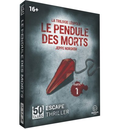 50 Clues - La Trilogie Leopold - Le Pendule des morts