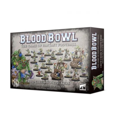 Blood Bowl - Equipe Snotling