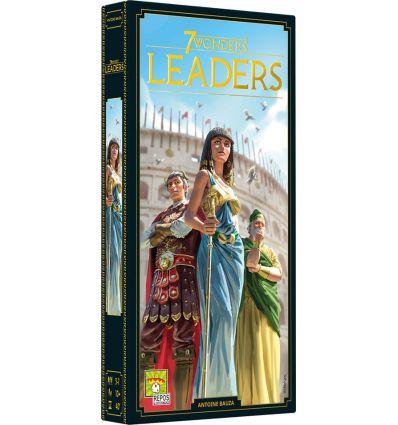 7th Wonders V2 - Leaders