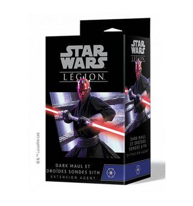 Star Wars Legion - Dark Maul & Droïdes Sondes Sith