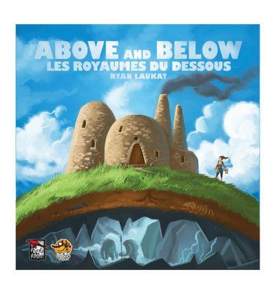 ABOVE AND BELOW - Les Royaumes du Dessous Le Jeu