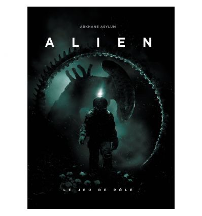 Alien JDR - Livre de Base