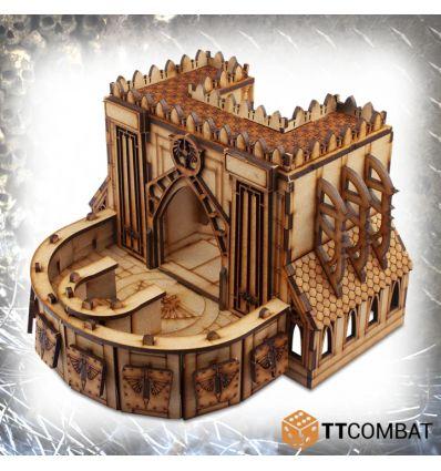 Décors TT Combat - Fortified Pulpit