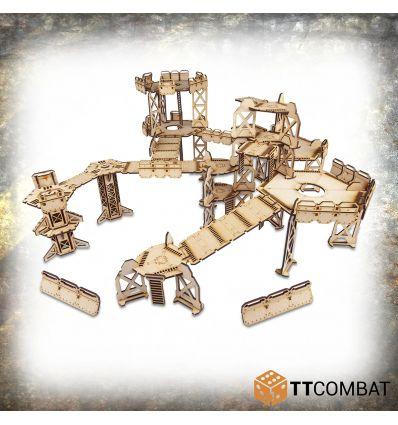 Décors TT Combat - Sector 1 Alpha Complex