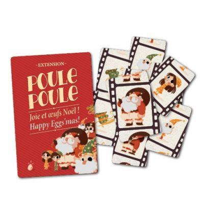 Poule Poule - Joie et Oeufs Noël (extension)