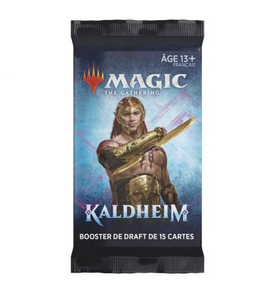 Magic - Kaldheim - Boosters