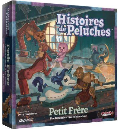 Petit Frère - Extension Histoires de Peluches