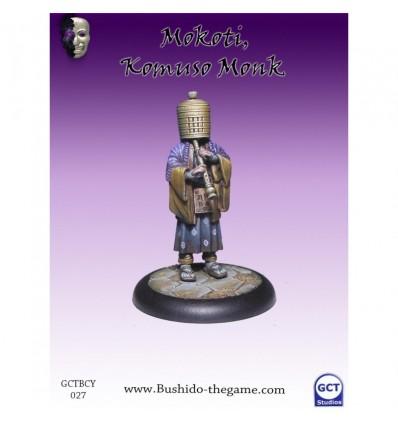[Bushido] Mokoti, Komuso Monk