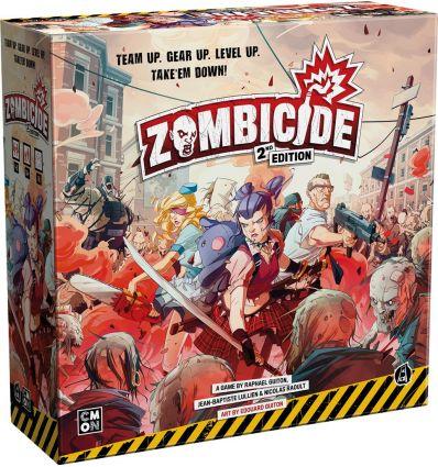 Zombicide (saison 1) 2e édition