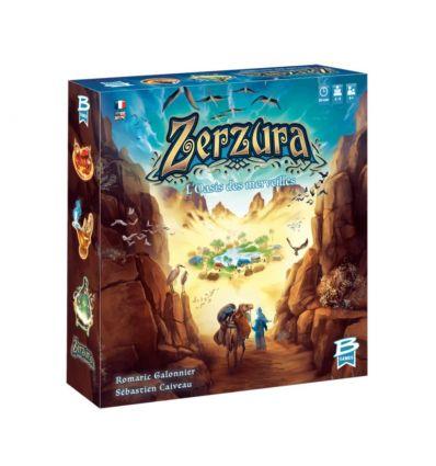 Zerzura - l'Oasis des Merveilles