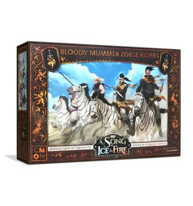Game Of Throne Bloody Mummer Zorse Riders