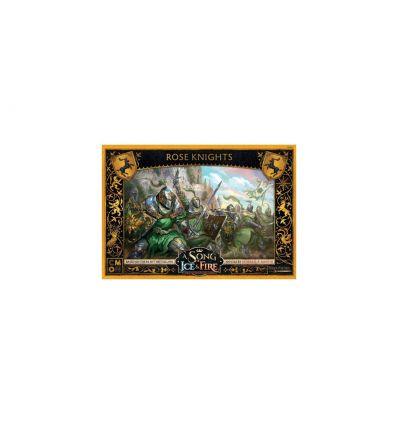 Le Trône de Fer Le Jeu de Figurines - Rose Knights