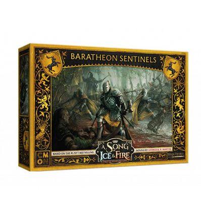Le Trône de Fer Le Jeu de Figurines - Baratheon Sentinels