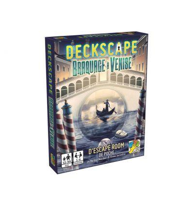Deckscape Braquage a Venise