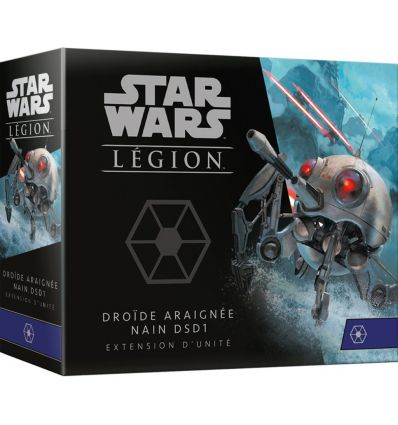 Star Wars Legion - Droïde Araignée Nain DSD1