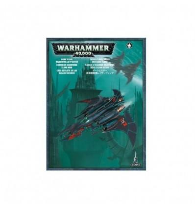 [Dark Eldar] Razorwing Jetfighter