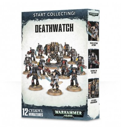 [Deathwatch] Start Collecting! Deathwatch