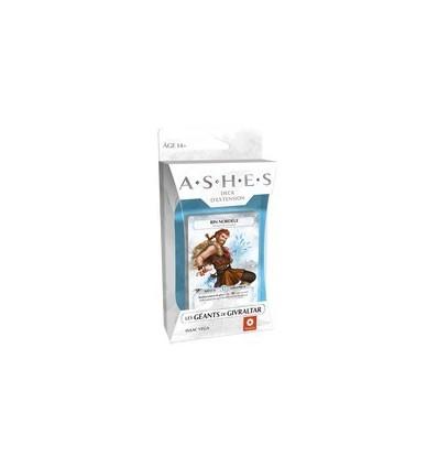 Ashes : Extension Les Géants de Givraltar