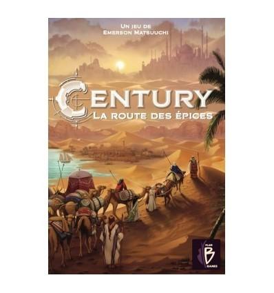 Century, la Route des Epices