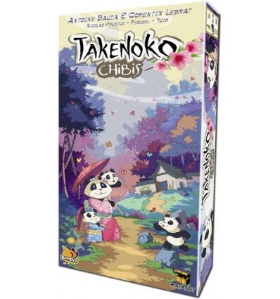 Takenoko : Ext. Chibis