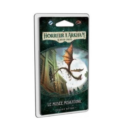 Horreur à Arkham JCE - Le Musée Miskatonic