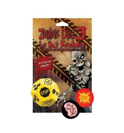 Zombie Dice 3 - Le Bus Scolaire