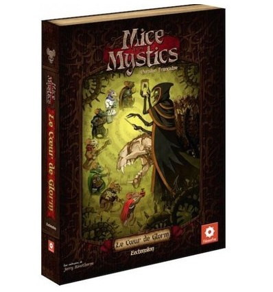 Mice & Mystics : Ext1 : Le Coeur de Glorm