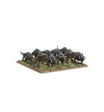 [Monsters of Chaos] Chaos Warhounds