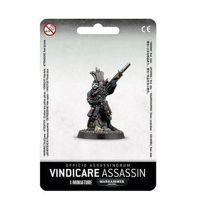 [Officio Assassinorum] Vindicare Assassin